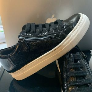 Paul Green Patent Leather Sneaker